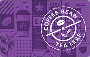 Coffee Bean and Tea Leaf Gift Card