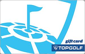 Top Golf Gift Card
