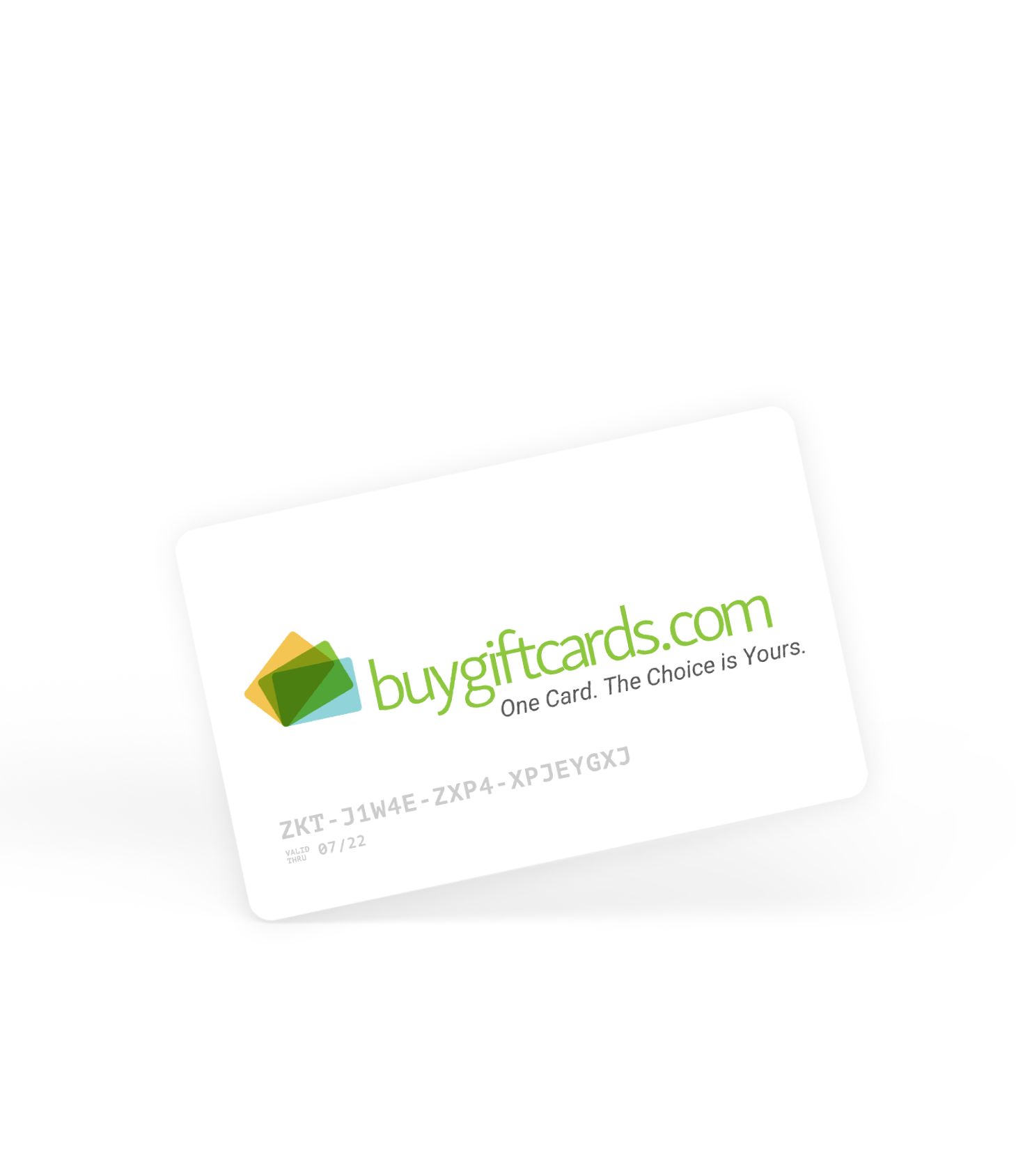 Promotional Gift Cards